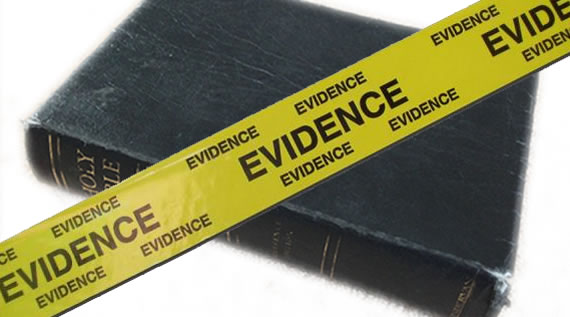 The Bible as Evidence