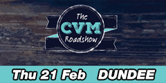 CVM Roadshow - click for more