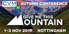 Autumn Conference - click for more