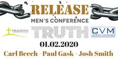Release Men's Conference - click for more info