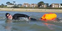 BRAIN TUMOUR BUT THEY'RE DOING 30-MILE SWIM
