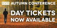 MEN'S AUTUMN CONFERENCE DAY TICKETS AVAILABLE