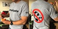FRUITGATE: WE'VE HAD THE SAGA NOW GET THE T-SHIRT